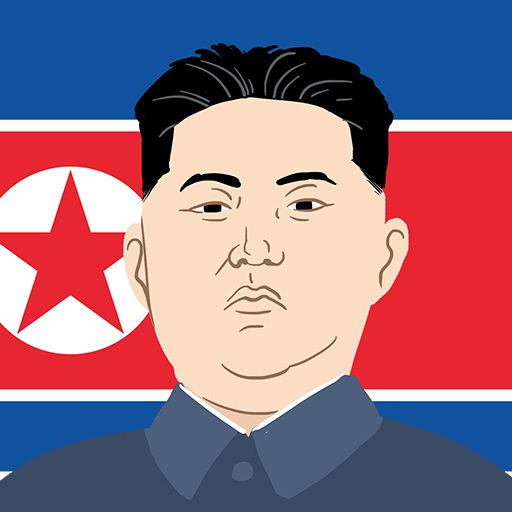 Video Game - Agario Skins - Kim Jong Un